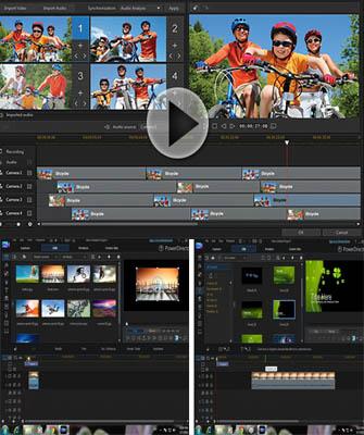ভিডিও এডিটিং সফটওয়্যার CyberLink PowerDirector 13 Ultimate .