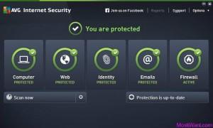 AVG INTERNET SECURITY 2015 এবং AVG PC 2015 সাথে লাইফটাইম সিরিয়াল কি এবং ক্র্যাক ।