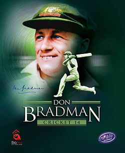 Don Bradman Cricket 2014 খেলুন Keyboard দিয়ে